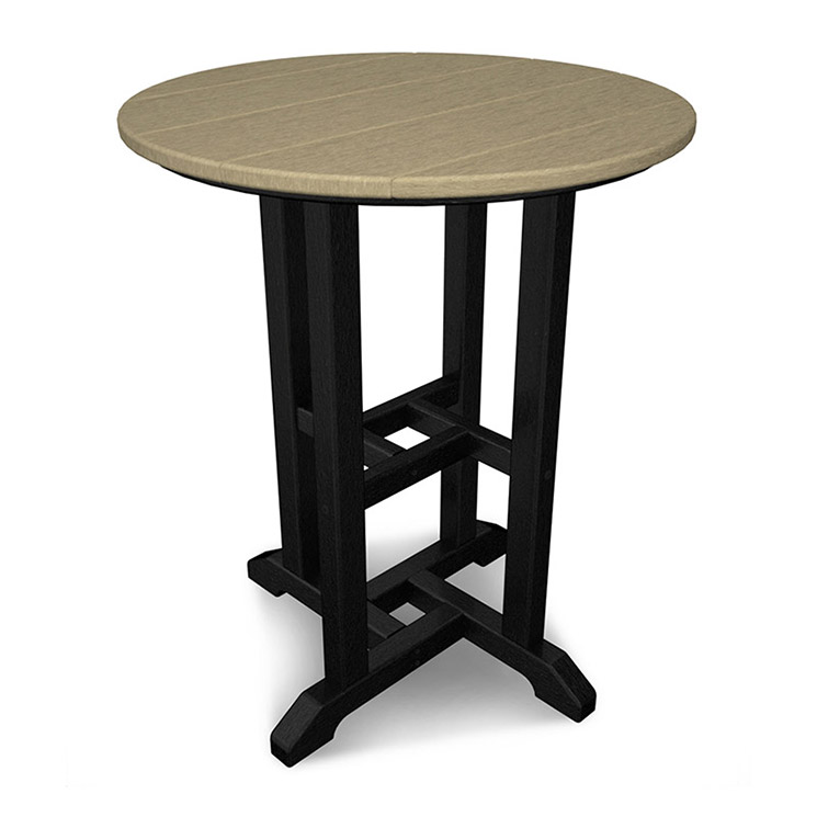 "Contempo 24"" Round Dining Table"