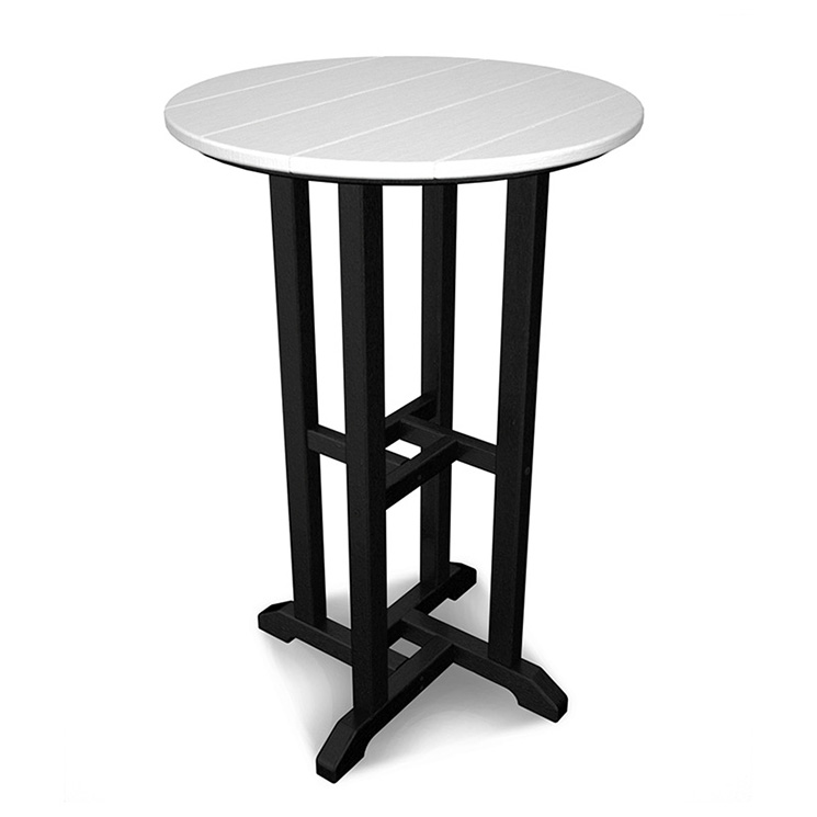 "Contempo 24"" Round Counter Table"
