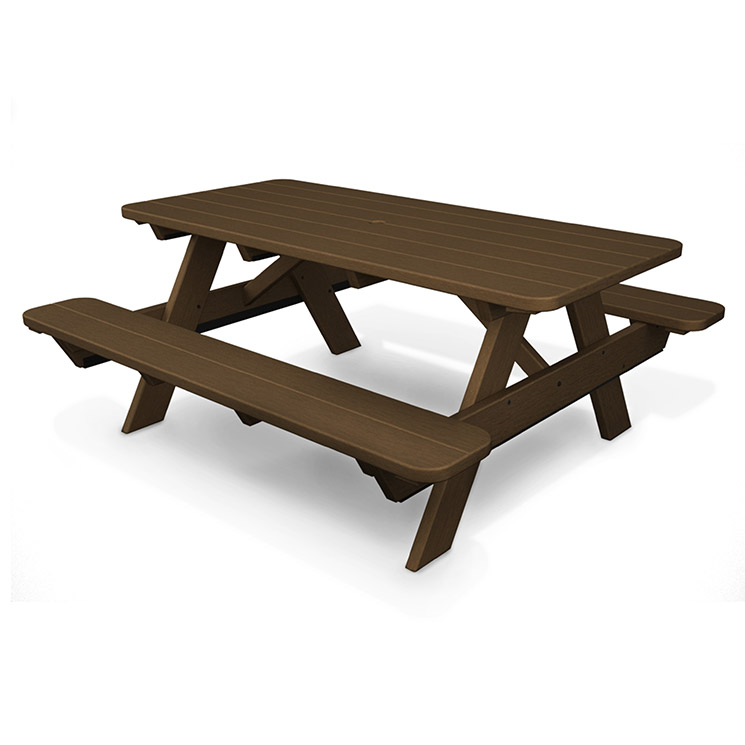 "Park Heavy Duty 72"" Picnic Table"