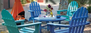 Polywood Patio Table & Chairs