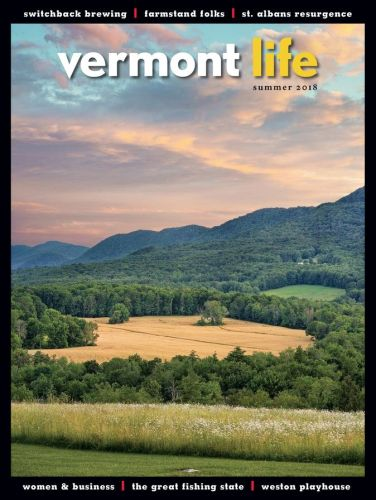 Vermont Life - summer 2018 cover