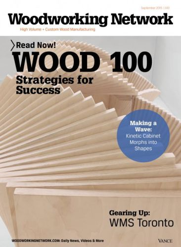 Woodworking Network Sep 2015