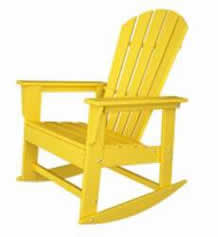South Beach Adirondack Rocking Chair