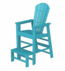 South Beach Lifeguard Chair