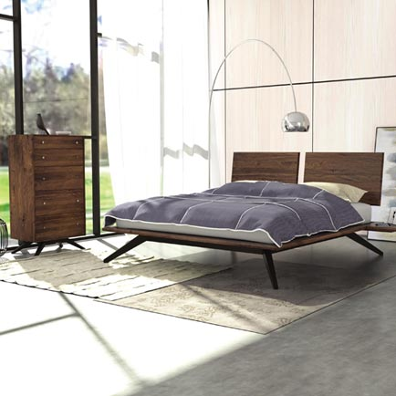 Mid Century Modern Bedroom Furniture Vermont Woods Studios