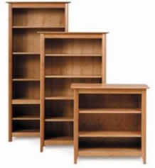 Solid Wood Office Book Cases