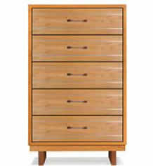 Contemporary Cable 5-Drawer Chest
