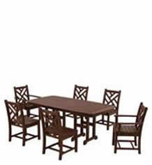 Chippendale 7-Piece Dining Set