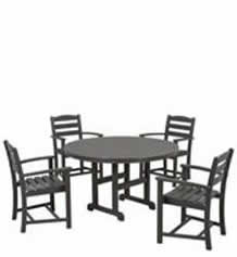 La Casa Cafe 5-Piece Dining Set