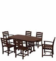 La Casa Cafe 7-Piece Dining Set
