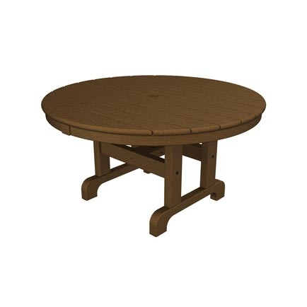 POLYWOOD 36 Round Coffee Table