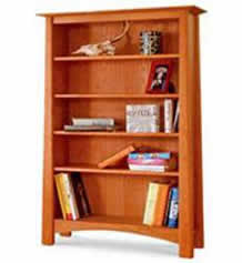 Cherry Moon Bookcase