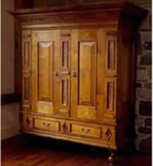 Custom TV Media Console-Armoire