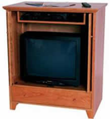 New England Shaker TV Console 38