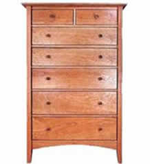 American Shaker 7-Drawer Chest