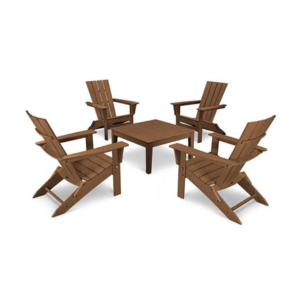 Quattro 5-Piece Conversation Set