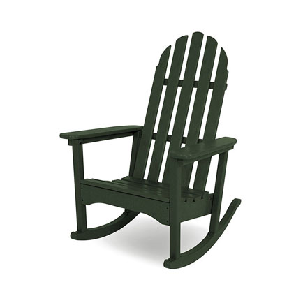 Adirondack Outdoor Rocking Chair
