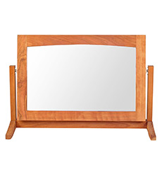 New England Shaker Adjustable Dresser Mirror - In Stock