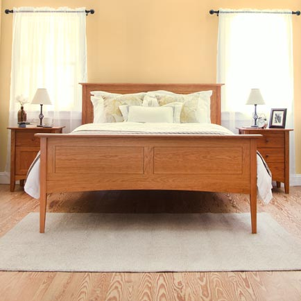 American Shaker Bedroom Set