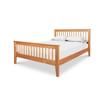 Full Size American Mission Bed - In Stock