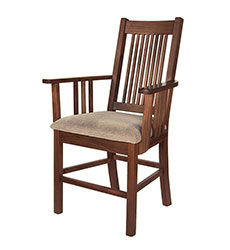 American Mission Chair - In Stock