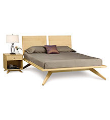 Astrid Maple Bedroom Set