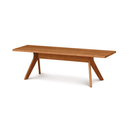 Audrey Cherry Dining Bench