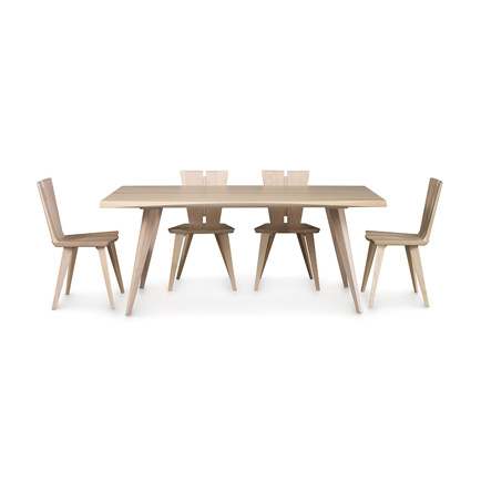Axis Solid-Top Dining Table