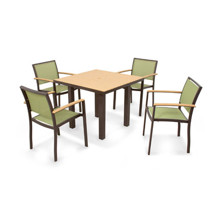 Bayline 5-Piece Dining Set