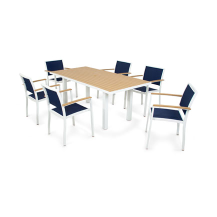 Bayline 7-Piece Dining Set