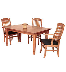 American Craftsman Dining Table