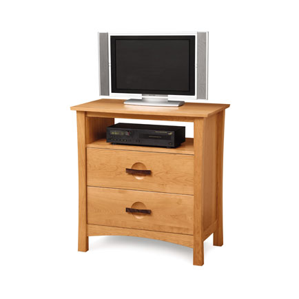 Berkeley 2 Drawer Chest and TV Organizer