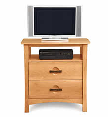 Berkeley 2 Drawer Chest & TV Organizer