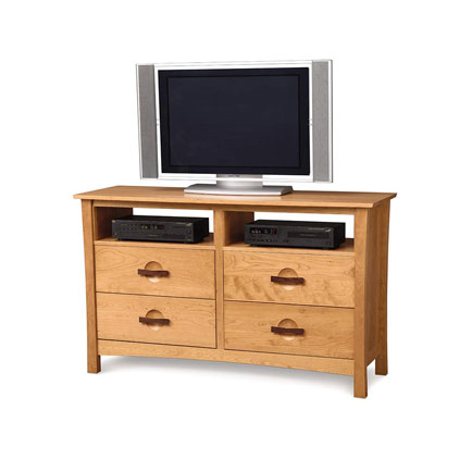 Berkeley 4 Drawer Dresser and TV Organizer