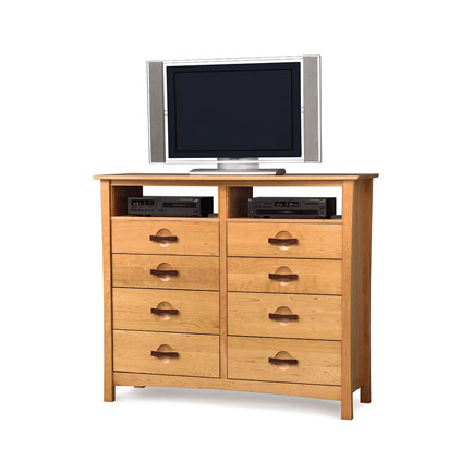 Berkeley 8 Drawer Dresser & TV Organizer
