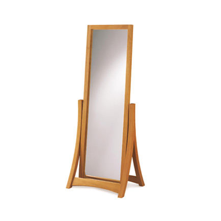 Solid Wood Framed Mirrors - Vermont Woods Studios