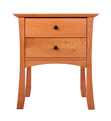 Brandon 2-Drawer Nightstand
