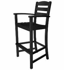 La Casa Cafe Outdoor Bar Arm Chair