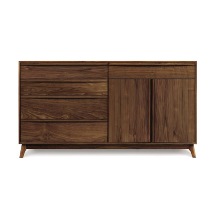 Catalina 2 Door, 5 Drawer Buffet
