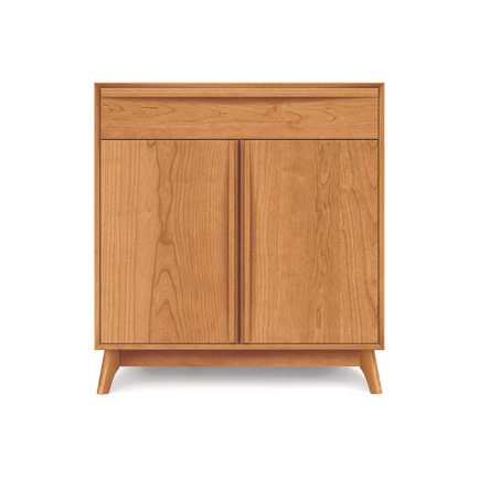 Catalina 2 Door, 1 Drawer Cherry Buffet