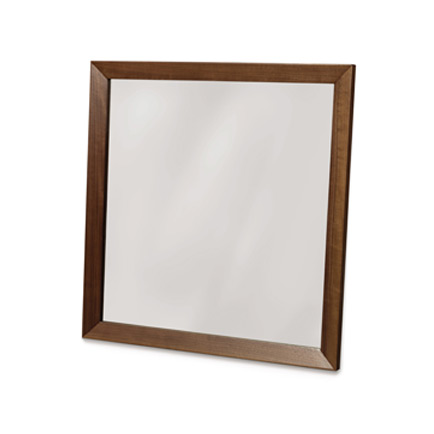 Copeland Walnut Framed Wall Mirror