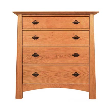 Cherry Moon 4-Drawer Chest