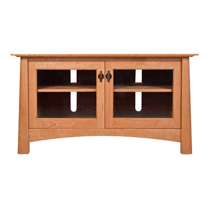 Cherry Moon Small TV-Media Console 49""