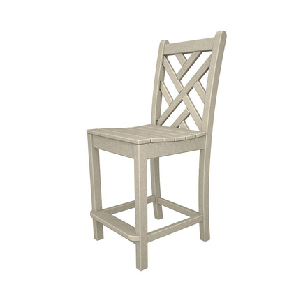 Chippendale Outdoor Counter Side Chair