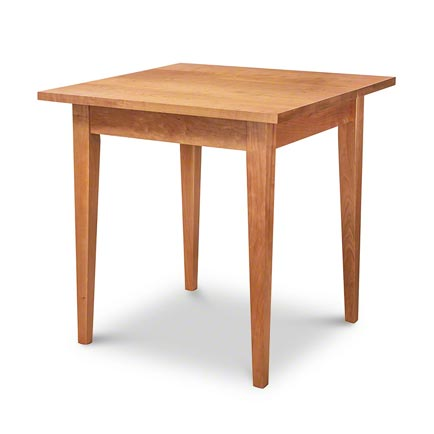 Classic Shaker Square Dining Table
