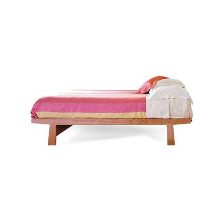 Cherry Moon Dovetail Platform Bed