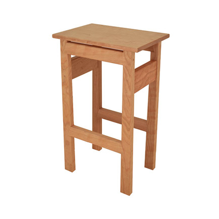 Contemporary Asian Stool
