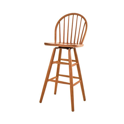 Contemporary Windsor Barstool
