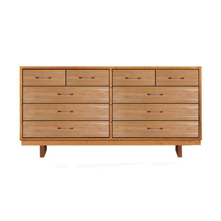 Contemporary Cable 10-Drawer Dresser #3