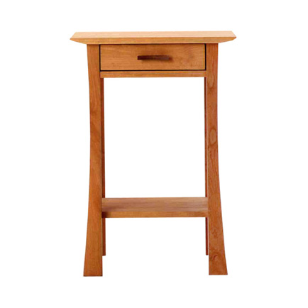 Contemporary Craftsman 1-Drawer Night Stand